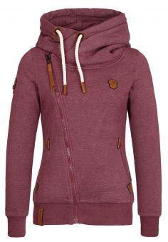 Naketano.com Family Biz IV Sweatjacket with asymmetrical zipper 74,99 €  incl. 27f4c16d38