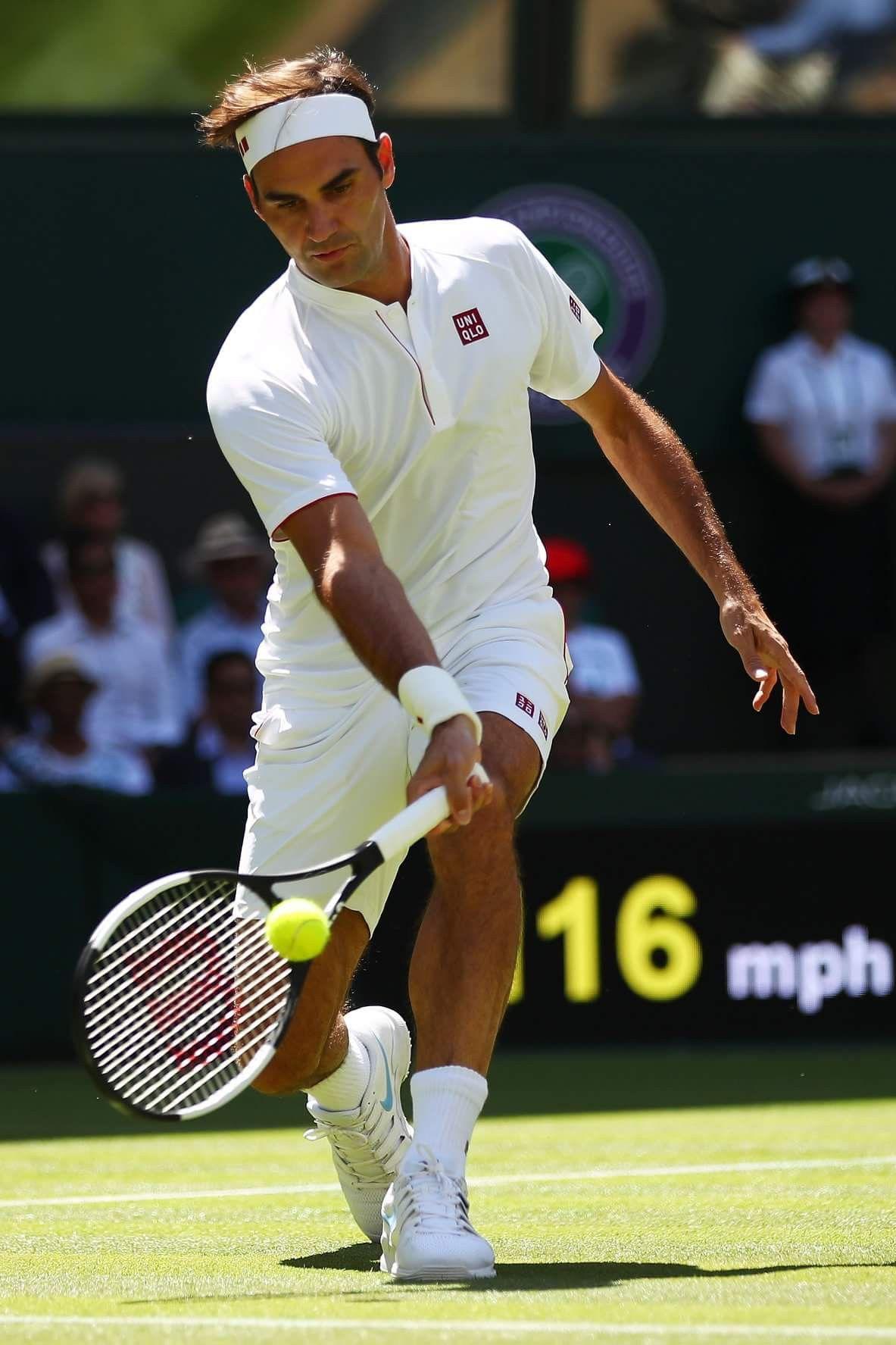 Roger Federer Wimbledon 18 画像あり フェデラー 男子 テニス ロジャーフェデラー