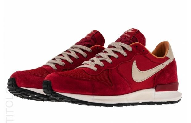 """Nike Air Solstice """"Storm Red/Sand Trap-Sail"""""""