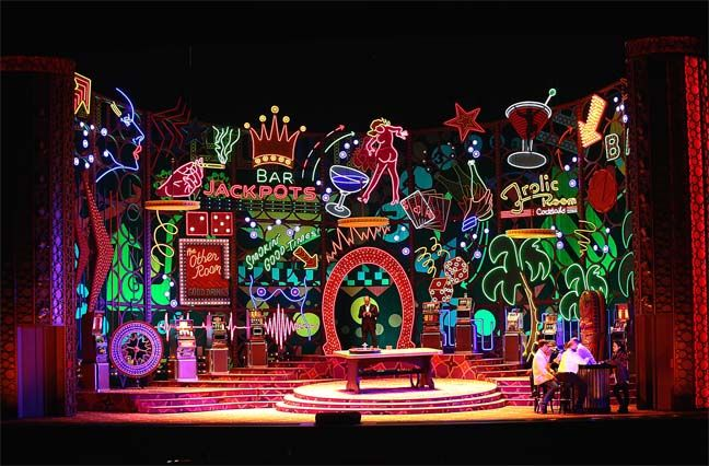 Met Takes A Bet On A New Rigoletto Stage Set Design Scenic