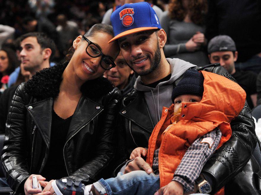 Is Swizz Beatz and Alicia Keys' son Egypt the next musical prodigy?