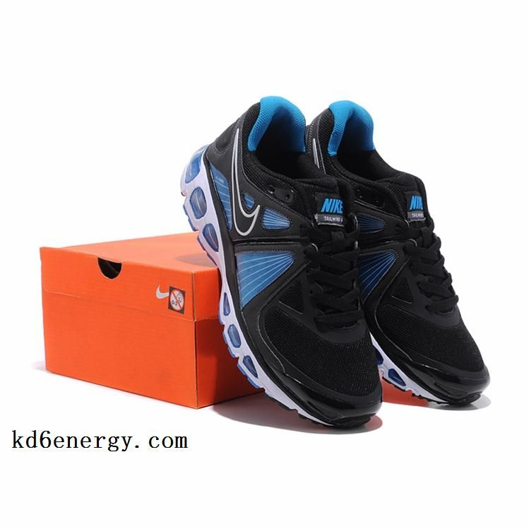 Air Max Tailwind 4 Black Royalblue Sneakers For Women