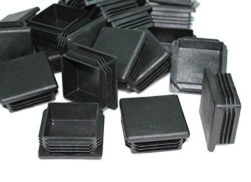 1 14 Square Plastic Plug Cap For Square Tubing 1620 Ga Lot Of 20 Caps Hj7545mki94 G1559189 Find Out More About The Great Product At The Lawn Garden Plugs Outdoor Gardens