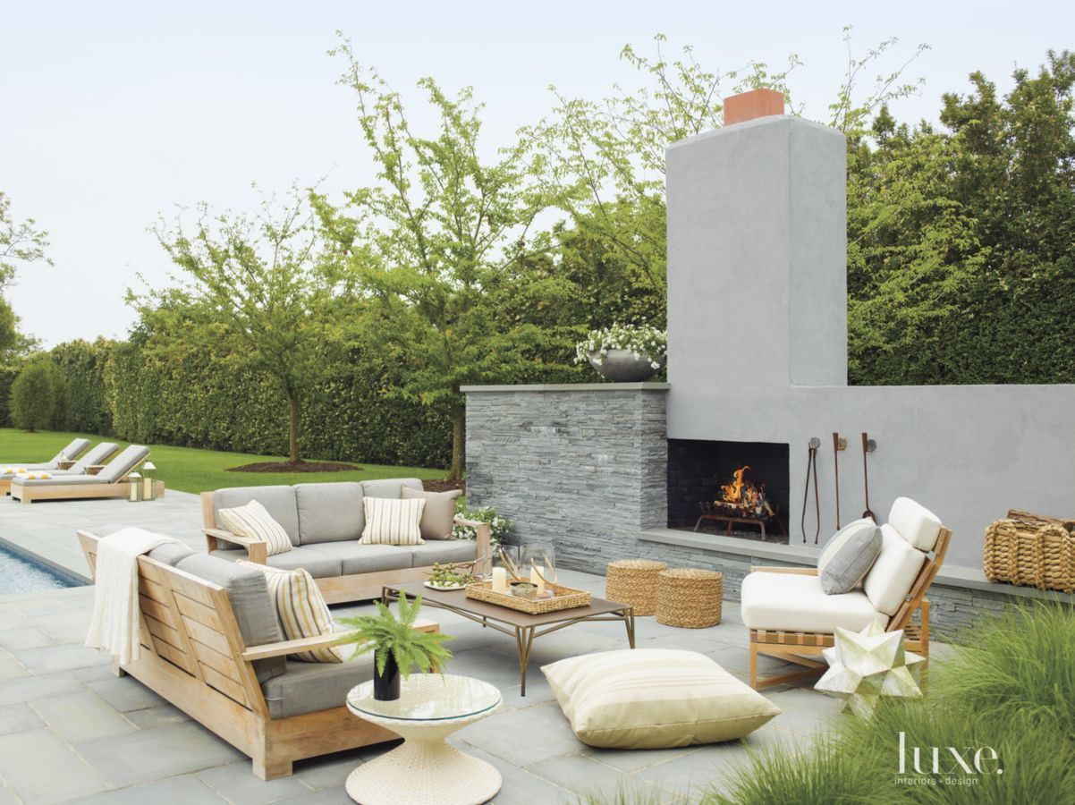 A Contemporary Napa Valley Residence With A Strong Outdoor