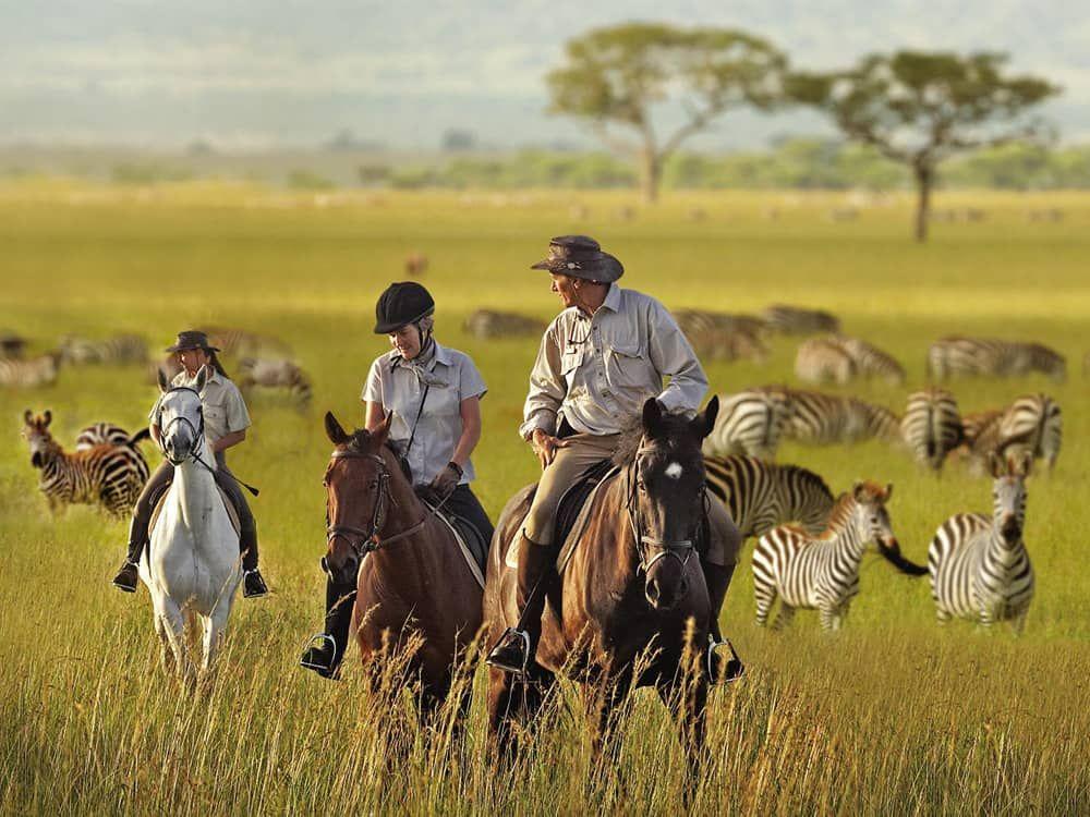 Horseback riding safari, Kenya | Africa safari, African safari ...