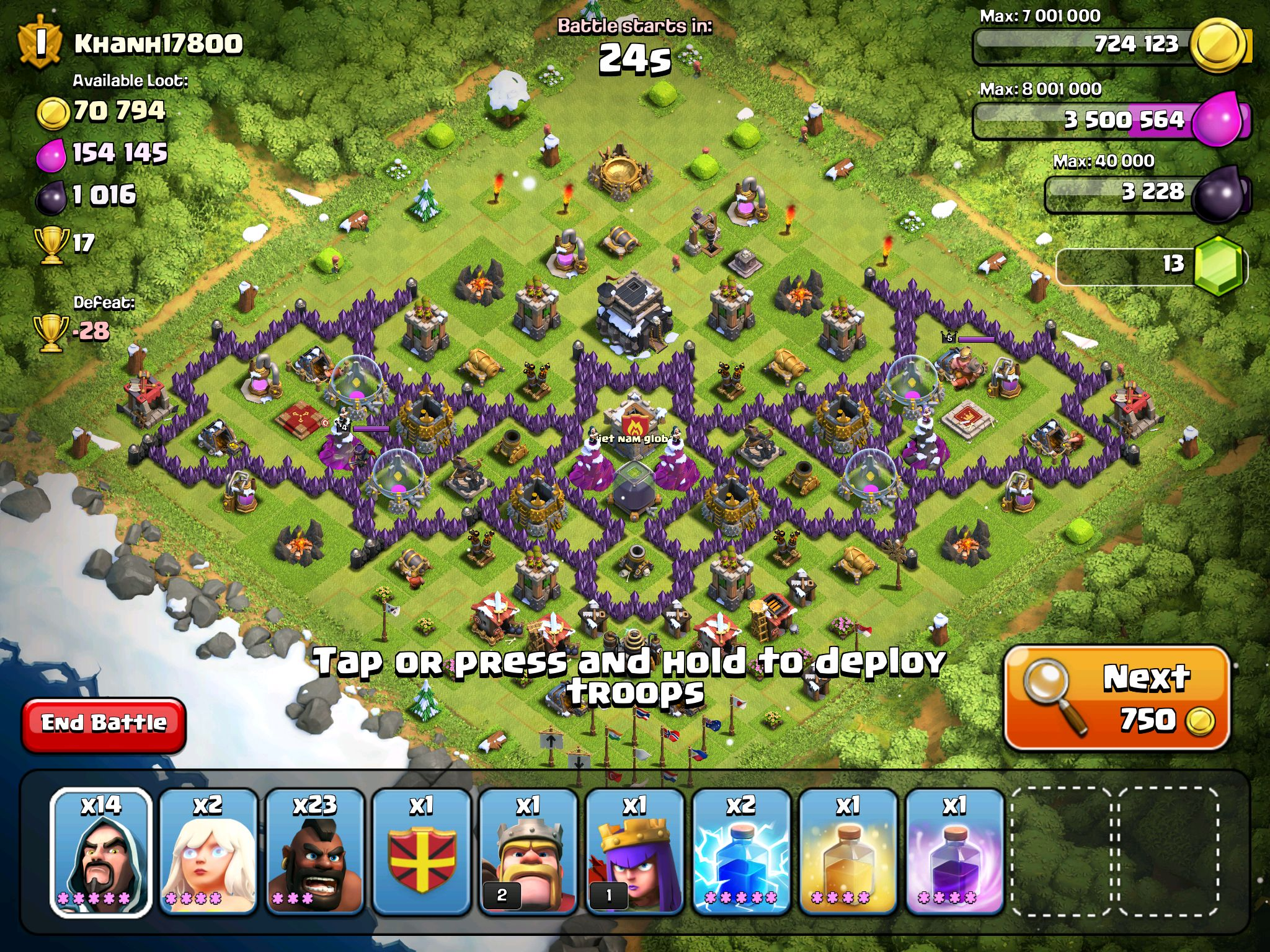 the bat coc base clash of clans pinterest