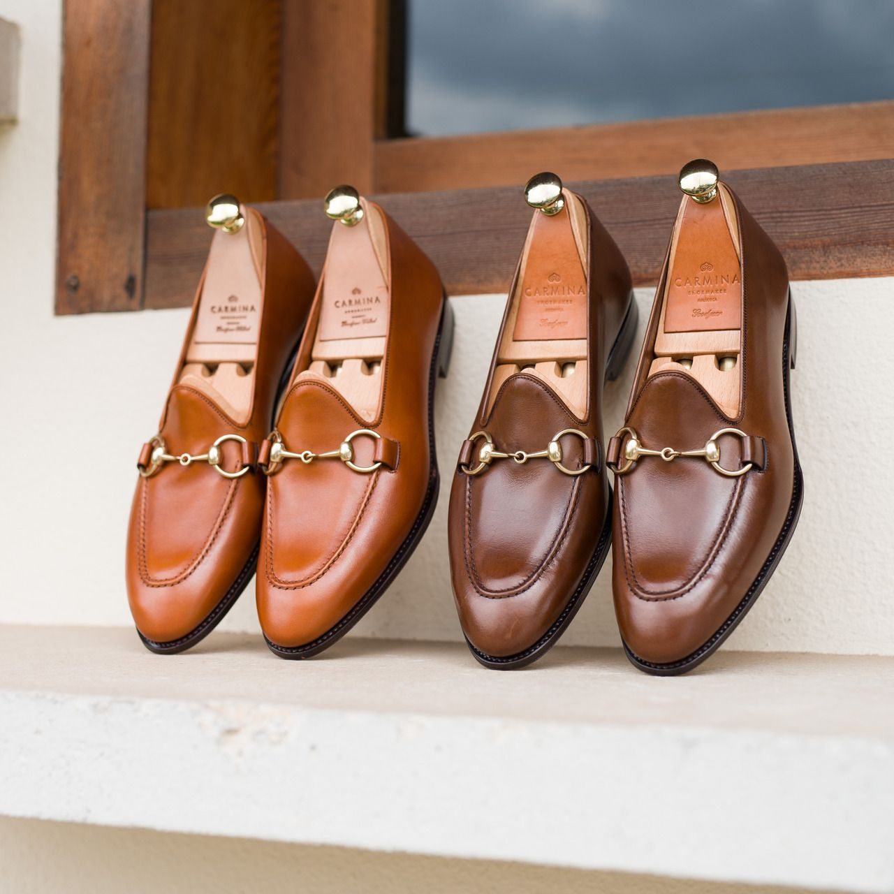 4164f65aced Carmina shoemaker — UNLINED HORSEBIT LOAFERS 80643 UETAM ...