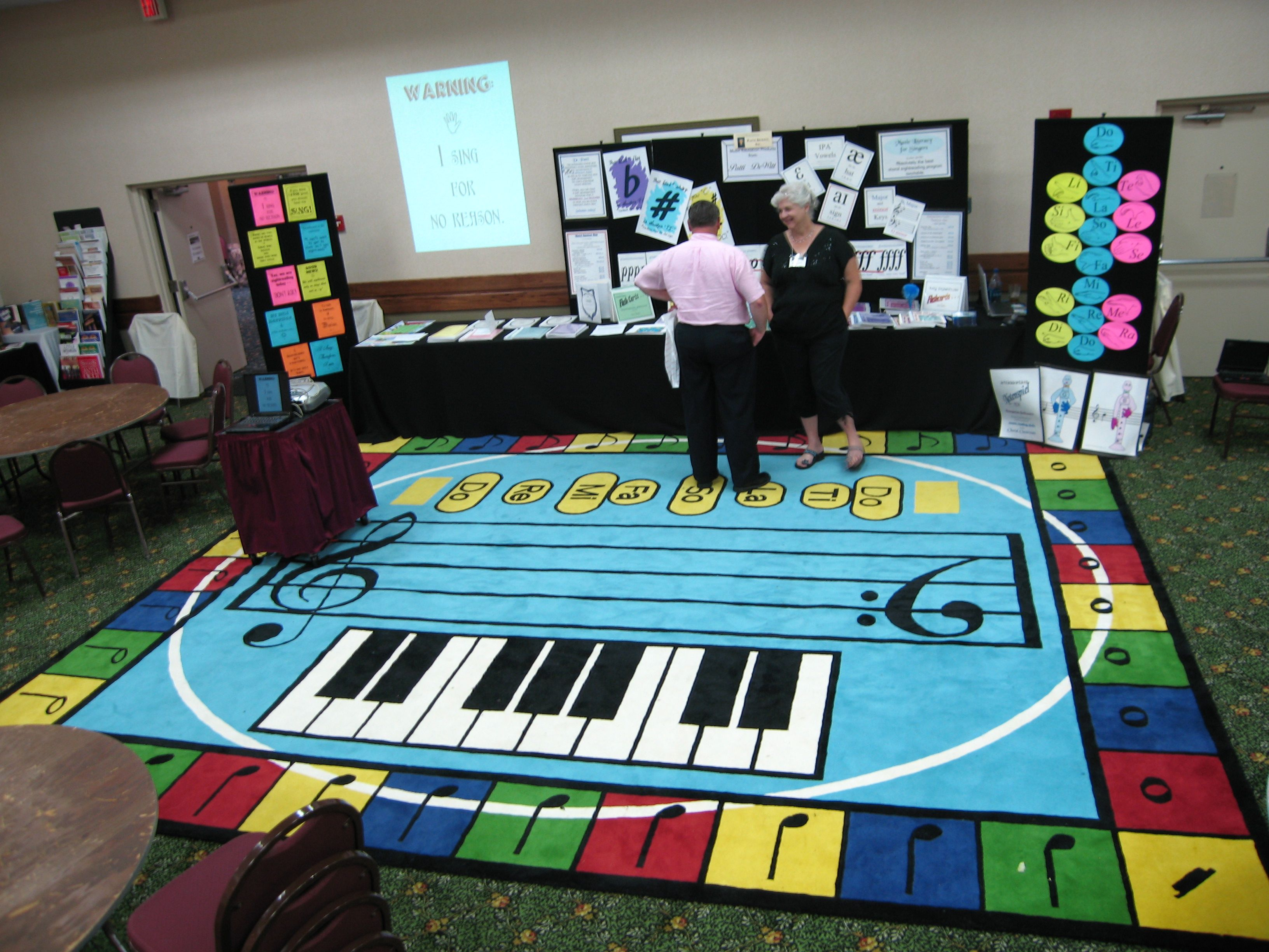 music rug for classroom not only add to the appearance of an area but also