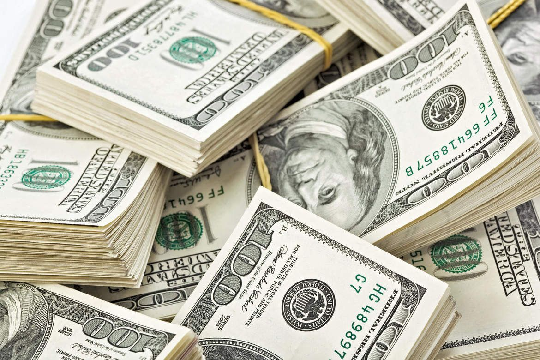Wallpaper Uang Dolar