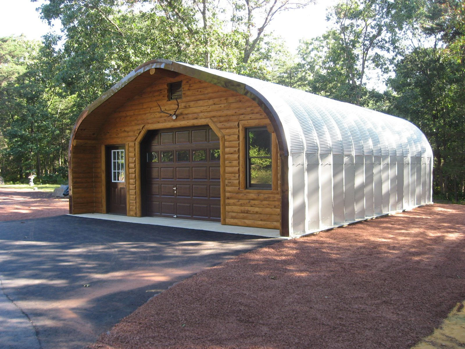 powerbilt steel buildings quonset hut arch metal. Black Bedroom Furniture Sets. Home Design Ideas