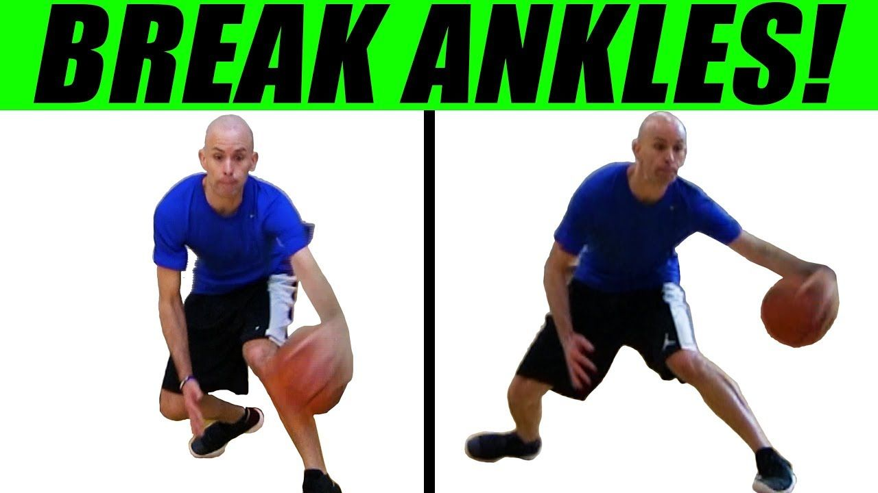 how to dribble a basketball behind your back
