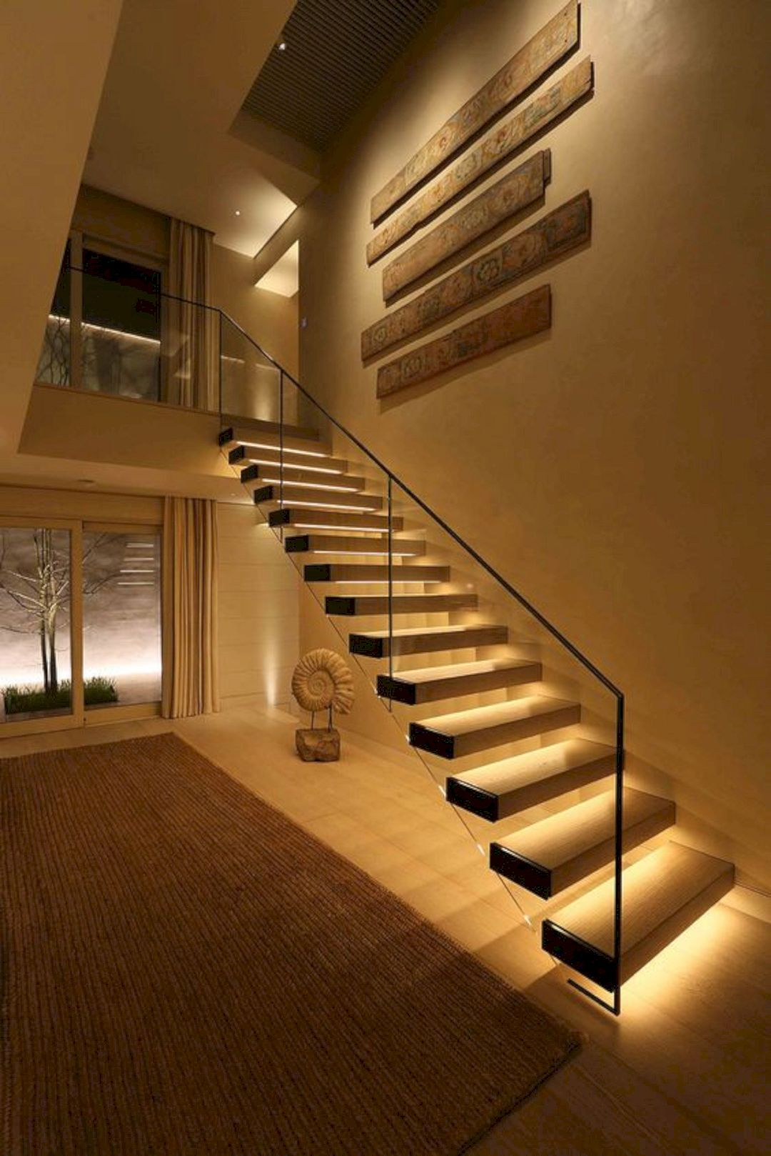 15 Awesome Staircase Lighting Ideas Staircase Lighting Ideas