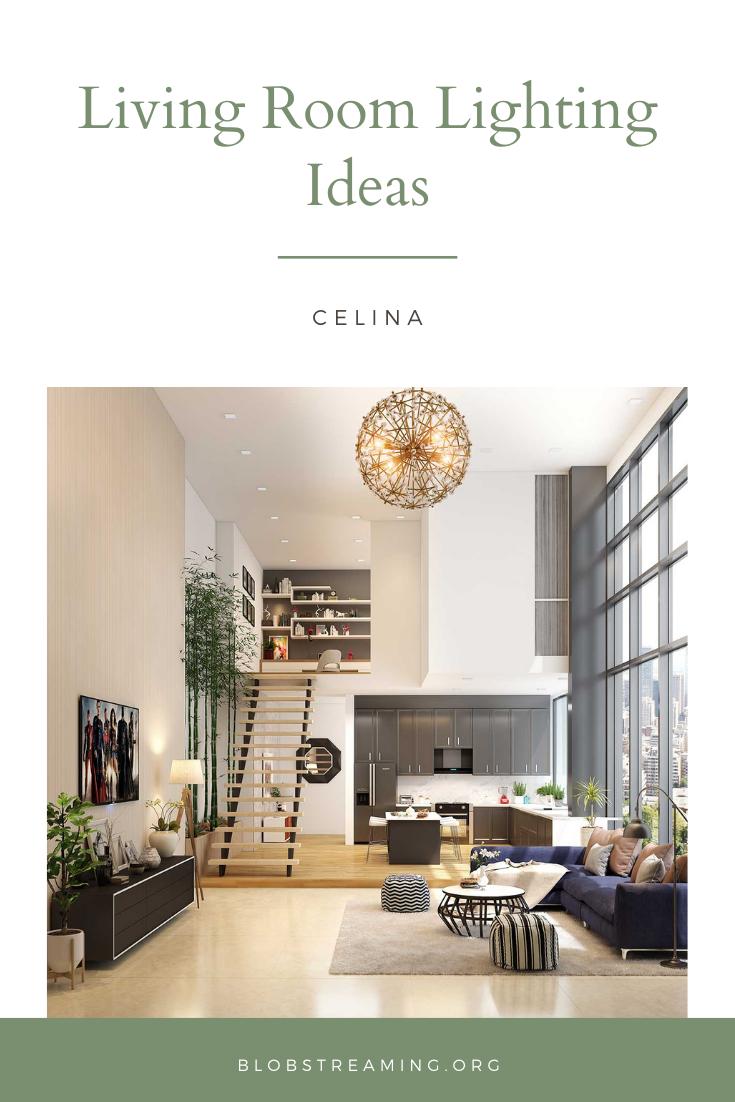 20 Living Room Lighting Ideas For Impactful Design In