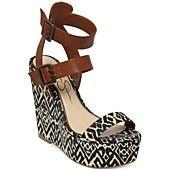 Jessica Simpson Whitman Platform Wedge Sandals