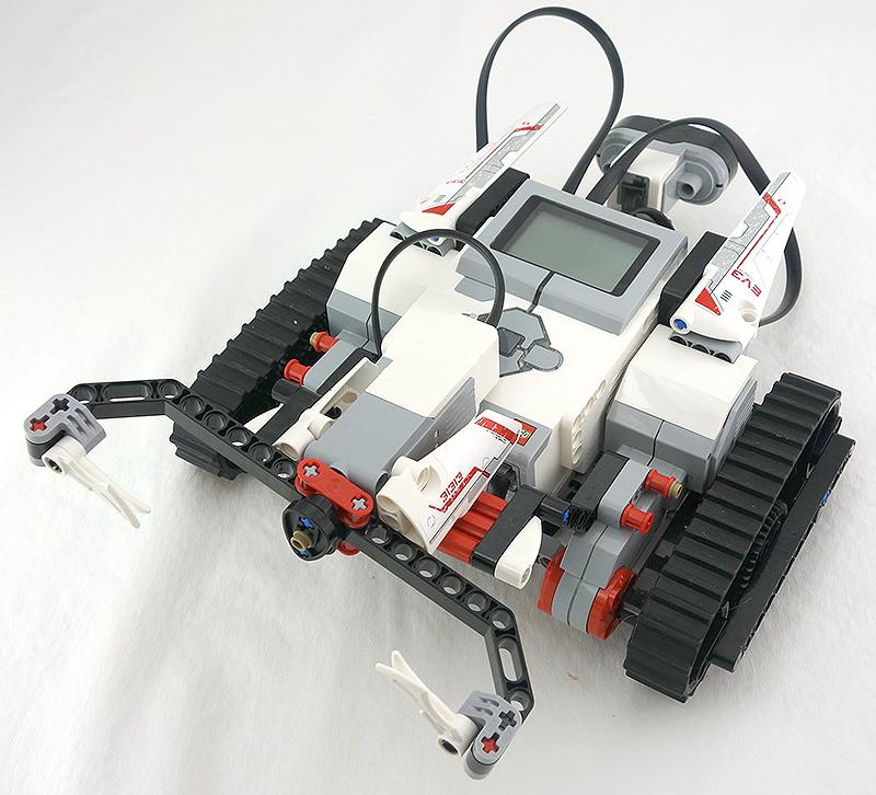 EV3 Review: The Lego Robot | Lego robot, Lego and Robot