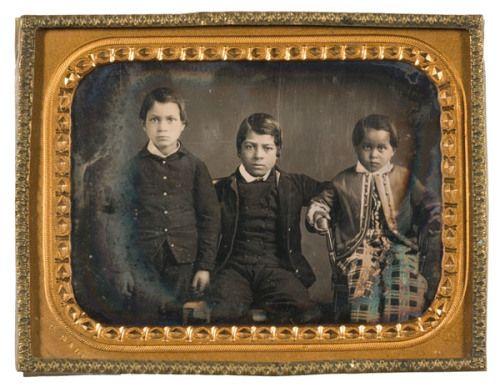 Mulatto family
