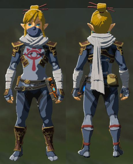 Pin By Ash On Link Legend Of Zelda Breath Cosplay Armor