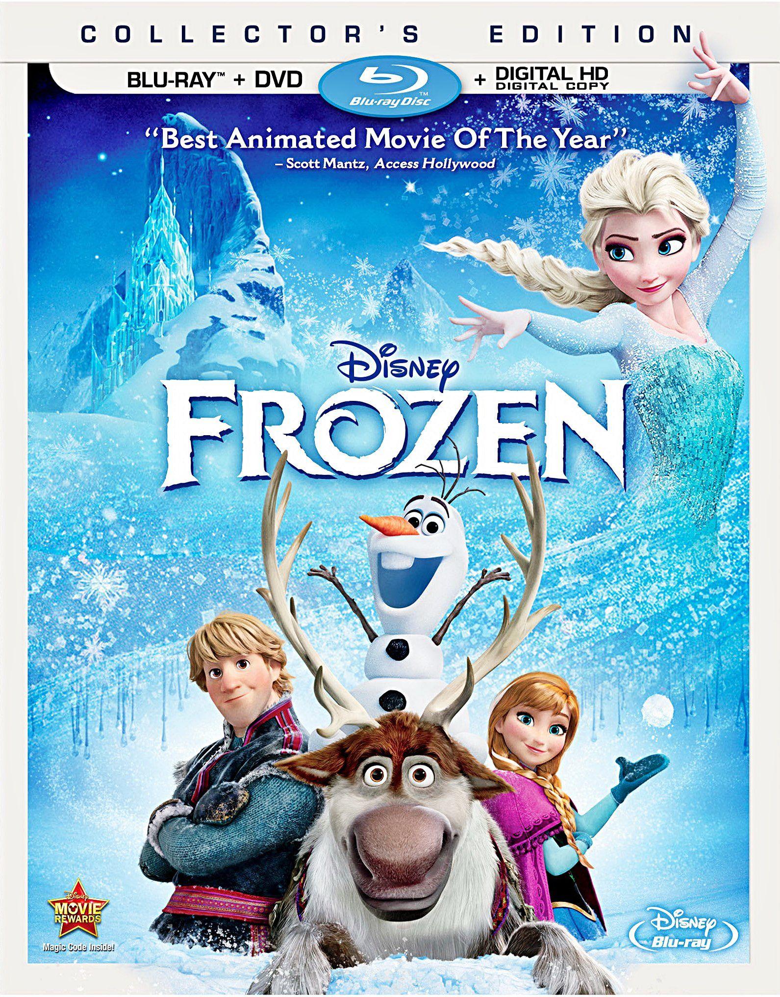 Ver Frozen Una Aventura Congelada 2013 Película Online Películas Infantiles