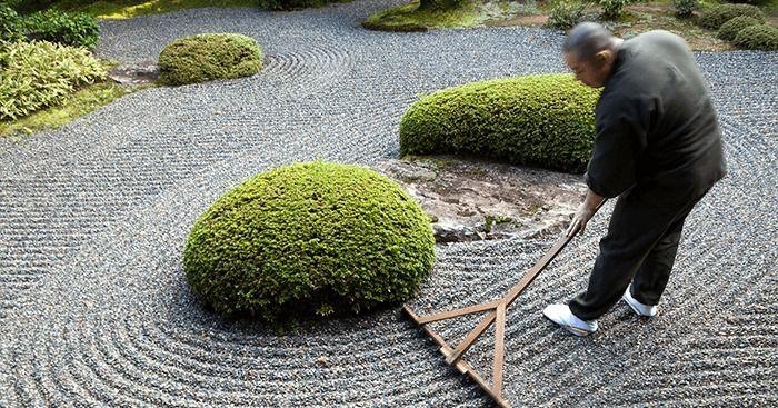 The One Minute Method For Overcoming Laziness Zen Rock Garden