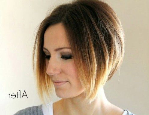 Farbenfrohe Bob-Frisuren, Highlights … allerhand Bob-Frisuren!