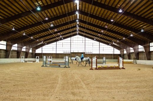 Indoor Horse Riding Arena