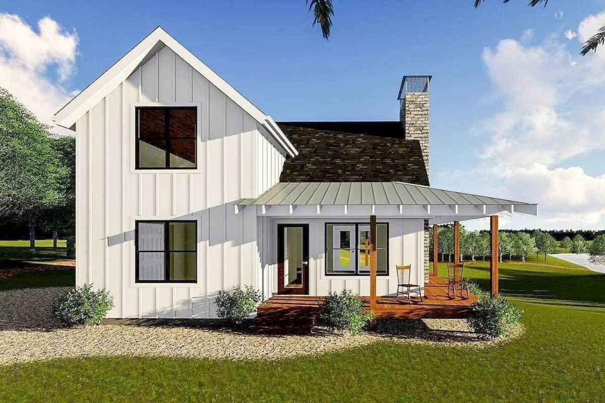 70 brilliant small farmhouse plans design ideas (1 Small