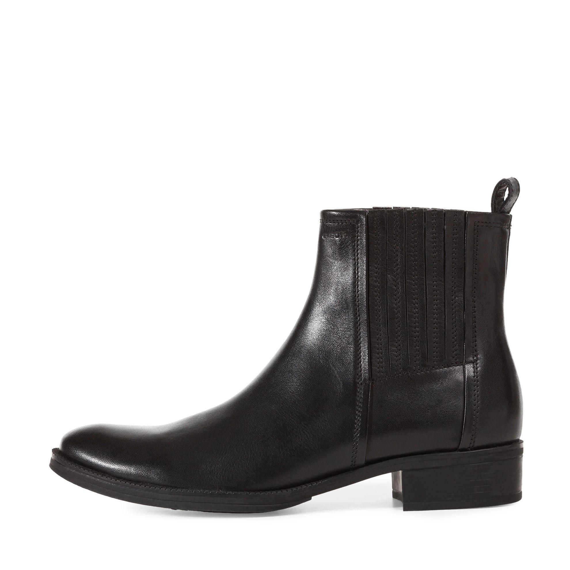 f10f46c270b Bottine femme Geox mendi à découvrir www.cardel-chaussures.com ...