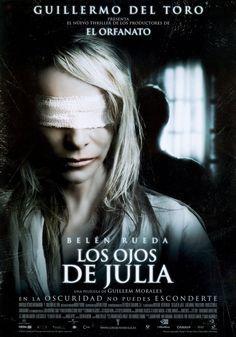 Los ojos de Julia,producida por Guillermo del Toro