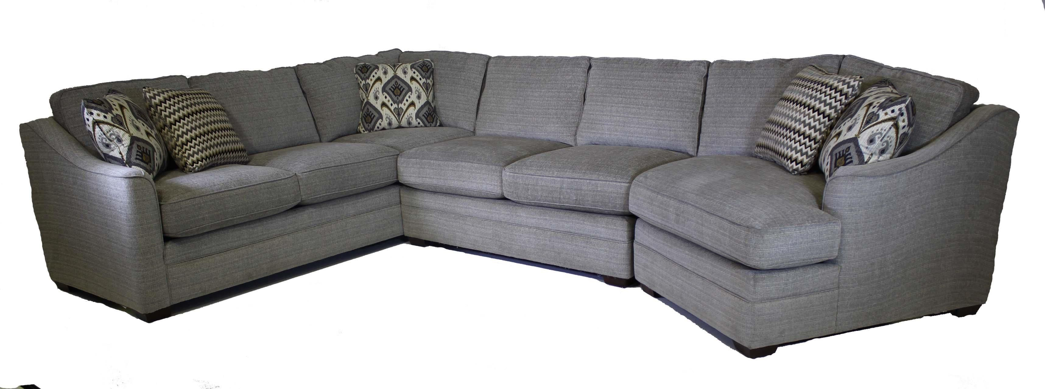Best F9 Custom Collection 3 Pc Sectional With Cuddler End By 400 x 300