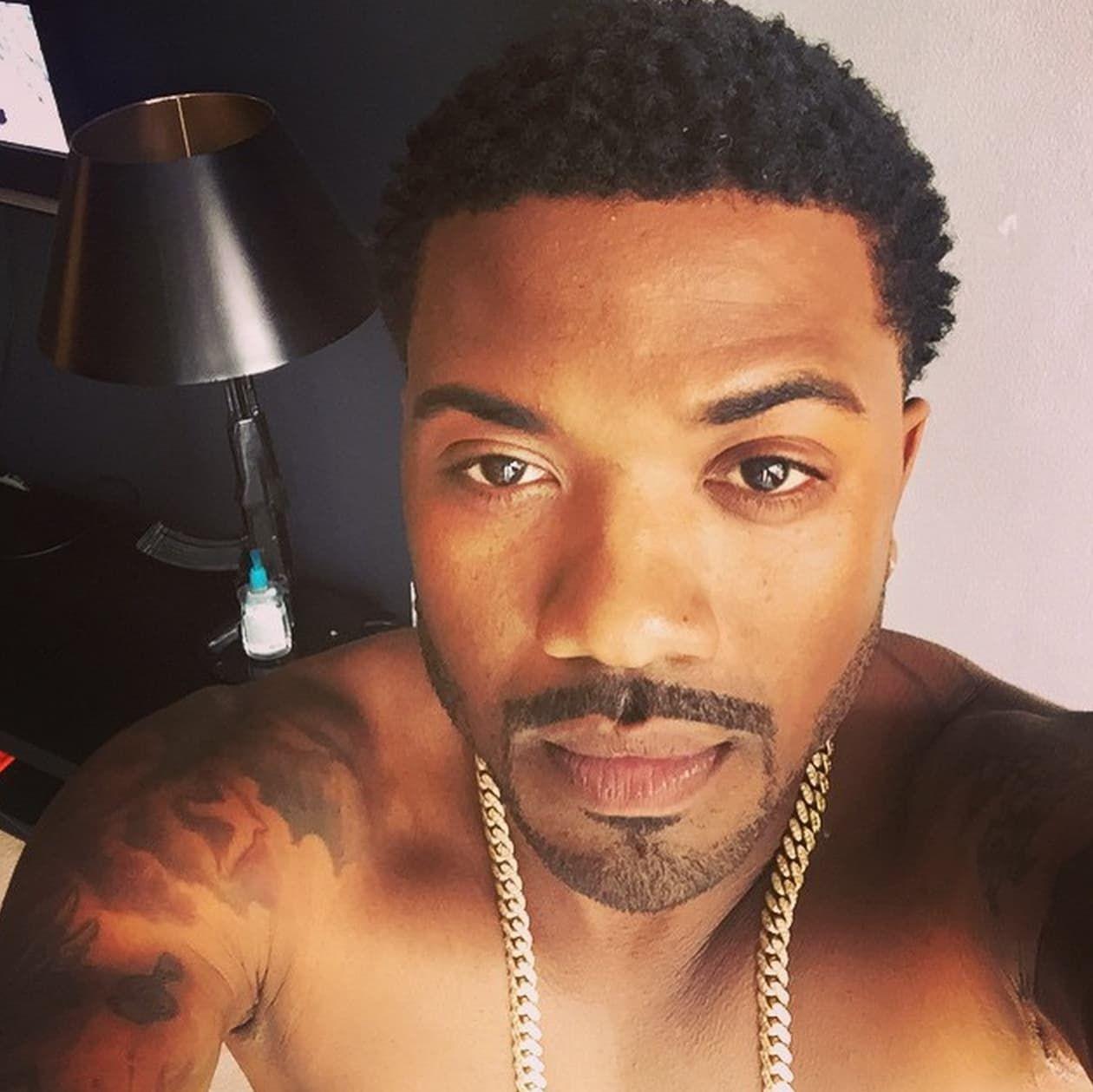 black male celebrities with big dicks