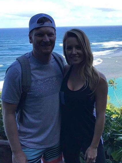Honeymoon Dale Jr And Amy Earnhardt 2017 Nascar