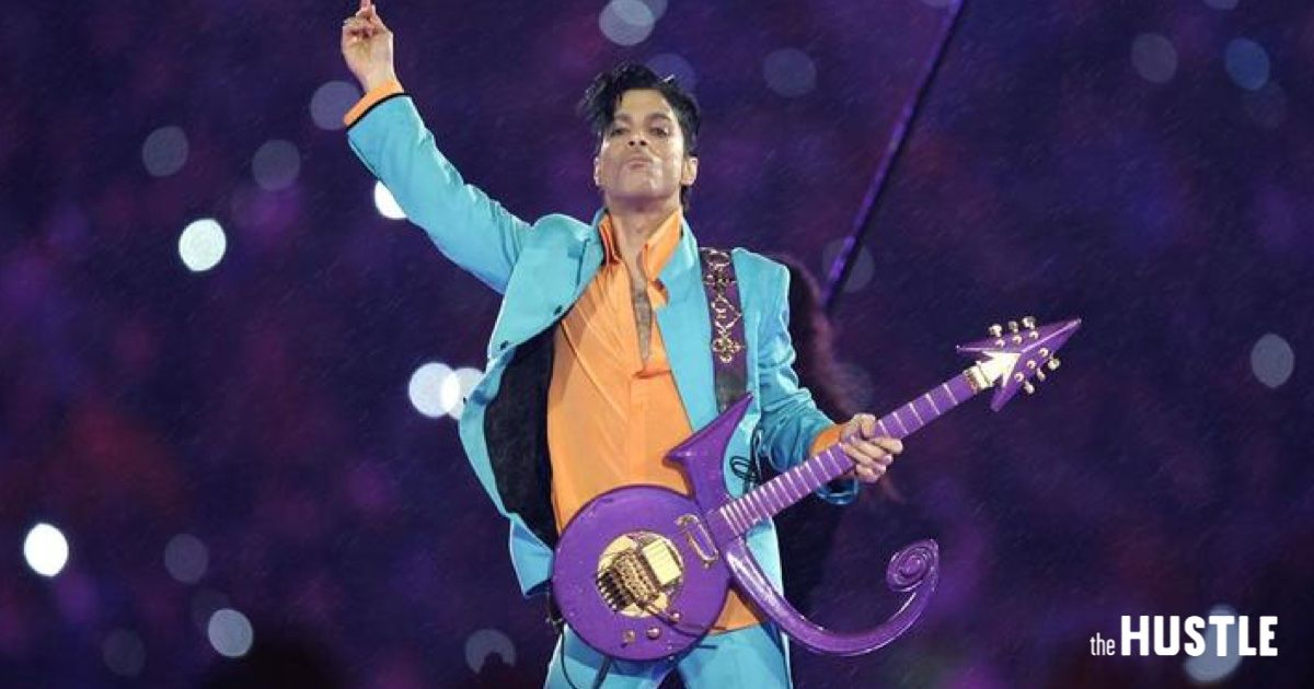 http://ift.tt/2pZZrJ6 Why Prince Music Isn't On Youtube
