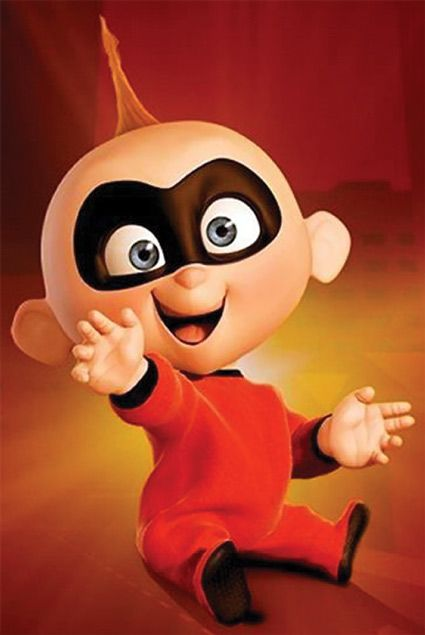 Jack Jack The Incredibles Baby Character Profile Disney Incredibles Jack And Jack The Incredibles