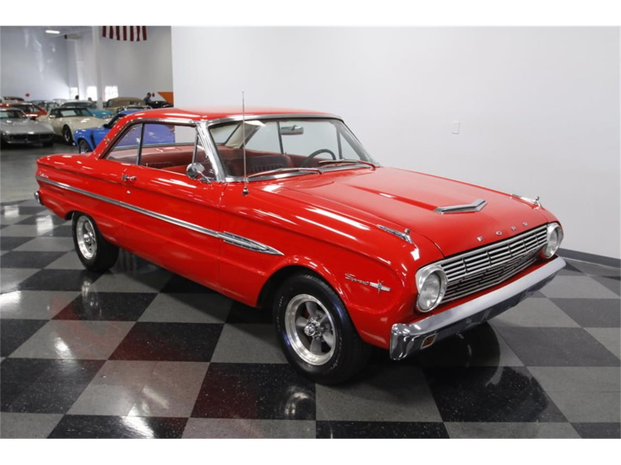 1963 Ford Mustang Shelby Gt500 For Sale