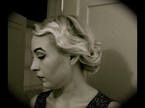 Hair Tutorial: Loose Finger Waves for Long Straight Hair ...