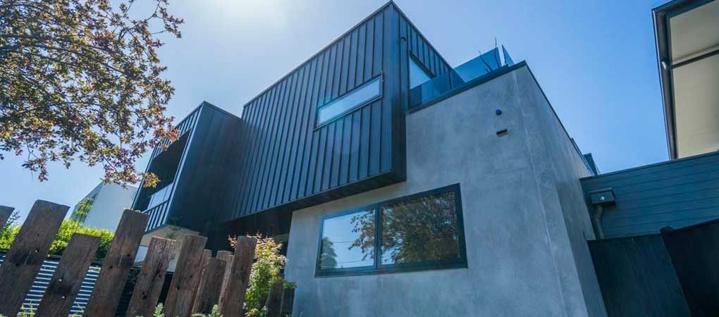 Image Result For Trimdek Wall Cladding House Pinterest