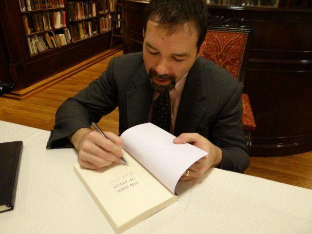mark ul book signing 2013-03-27