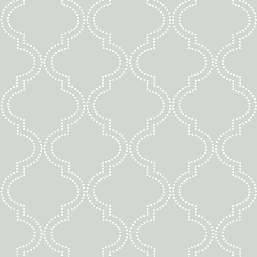 Tempaper Light Stone Ivory Vinyl Peelable Roll Covers 56 Sq Ft Hd630 The Home Depot Stone Accent Walls Stone Wallpaper Peel And Stick Wallpaper