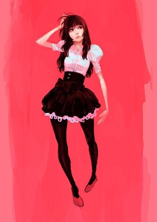 Illustrator Fung Chin Pang