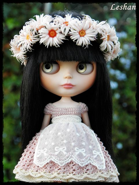 ♥ Rosetta ♥ My latest custom by Leshan1, via Flickr
