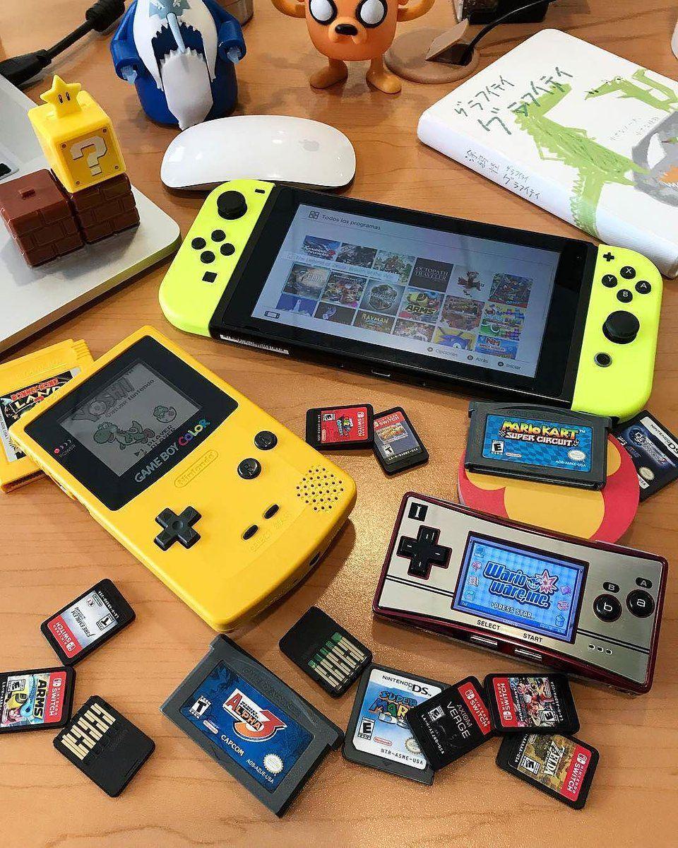Retro & Switchi Retro video games, Retro gaming