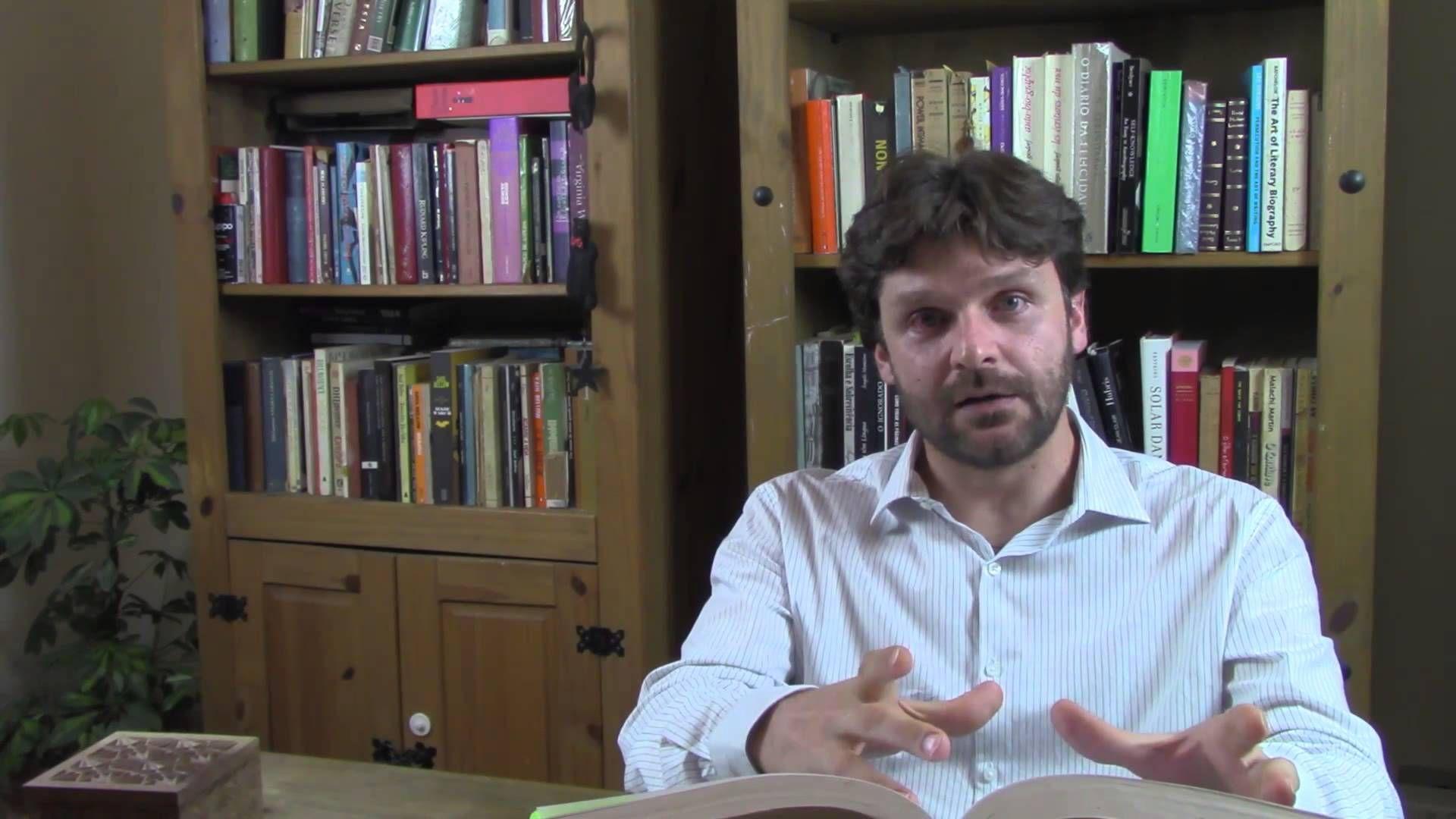 Eduardo Dipp - A literatura enquanto experiência de vida