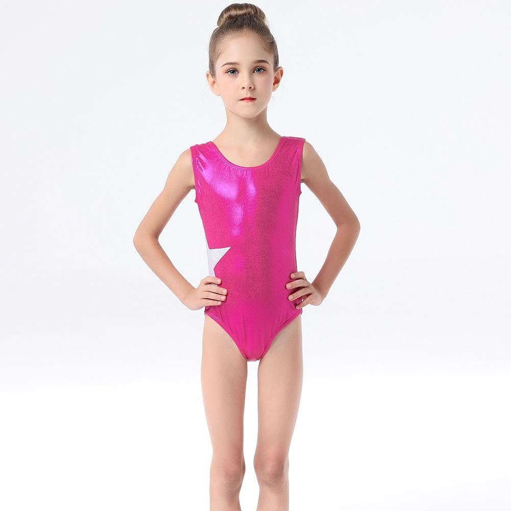 38a478477010 Ballerina Toddler Girl Ballet Leotards Gymnastics Dress Athletic ...
