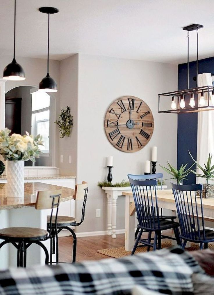 54 gorgeous farmhouse dining room decor ideas wholiving