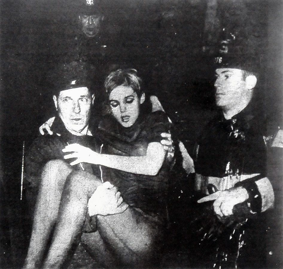 Edie Sedgwick Fire In Chelsea Hotel Room