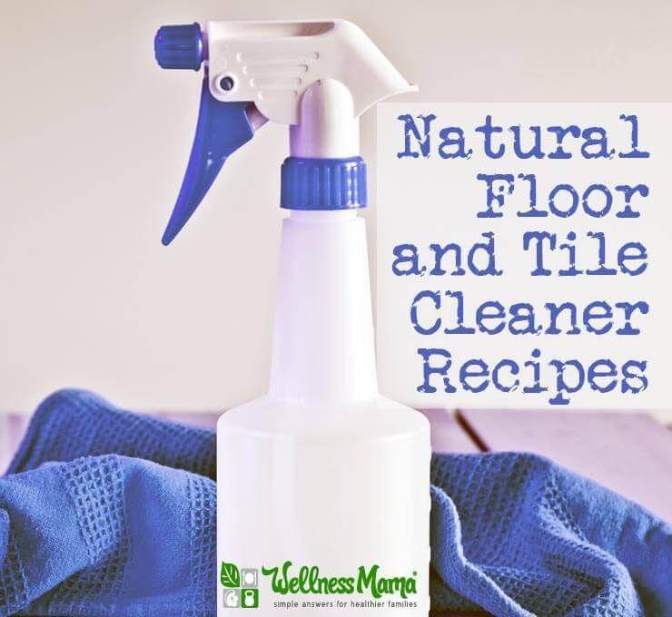 Homemade Floor Cleaner Recipe Floor Cleaner Recipes Homemade