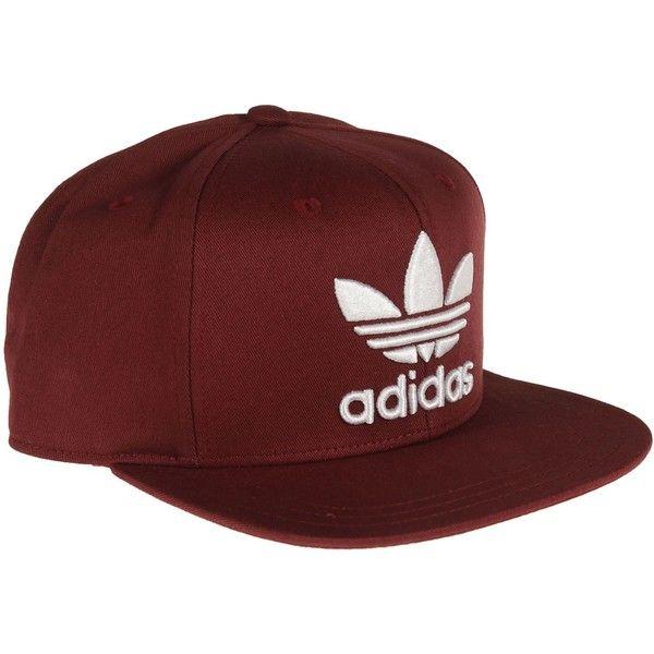 nouvelle arrivee f6f56 af4b9 Adidas Originals Bordeaux Cap ($24) ❤ liked on Polyvore ...