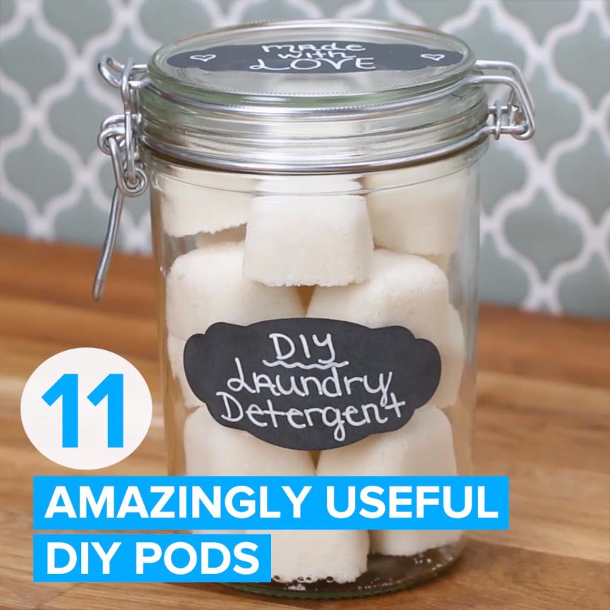 Photo of 11 Amazingly Useful DIY Pods #hacks #cleaning #DIY