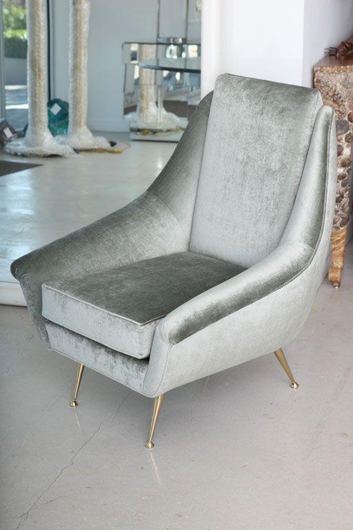 Love This Glamorous Vintage Italian Armchair Stylish Furniture