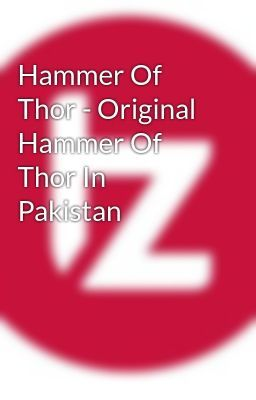 hammer of thor original hammer of thor in pakistan hammer of